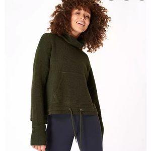 New! Swear Betty Restful Boucle Sweatshirt